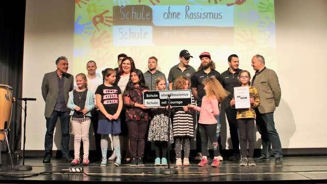 Mangfallschule Kolbermoor feiert Festakt